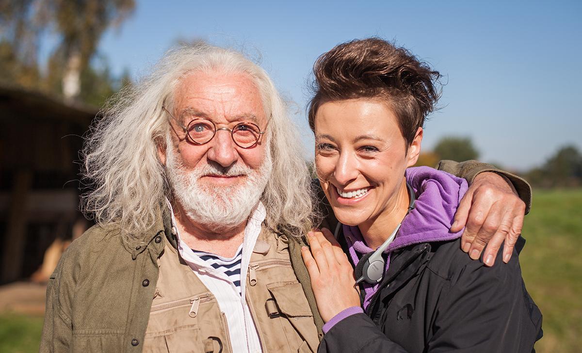 D. Hallervorden & Annie
